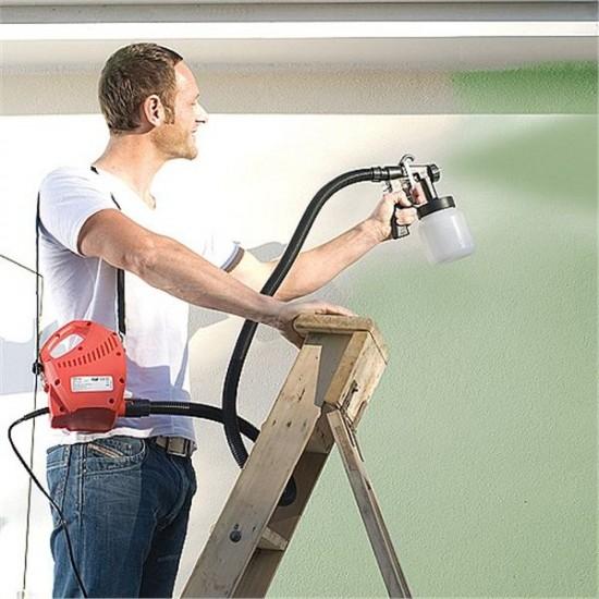 Paint Sprayer Pistol De Vopsit