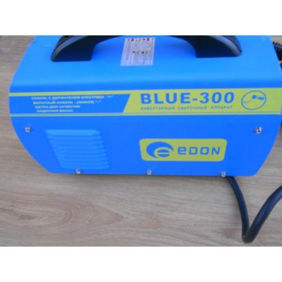 Aparat de Sudura Invertor EDON BLUE - 300 TIG MMA