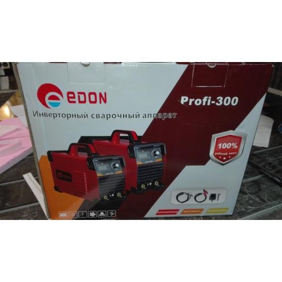 Aparat de Sudura Invertor EDON PROFI 300 A