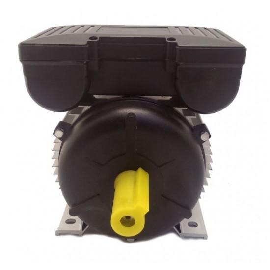 Motor Electric Monofazat  4 KW Helz - Bobinaj Cupru - 1500  RPM