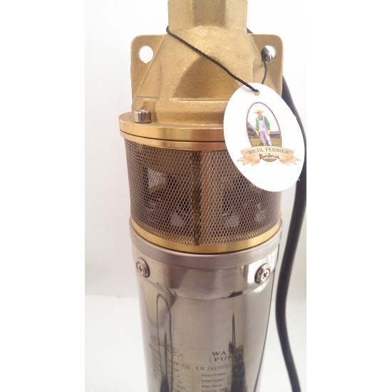 Pompa Submersibila 4SKM-100 0.75 KW Micul Fermier