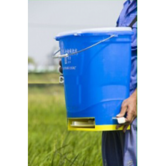 Fertilizator Electric - Aparat de Imprastiat Ingrasaminte